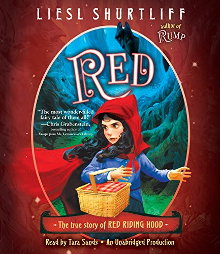 9780147521156: Red: The True Story of Red Riding Hood