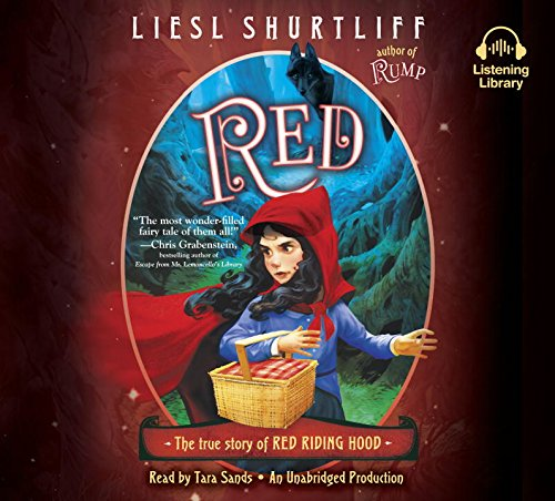 9780147521170: Red: The True Story of Red Riding Hood