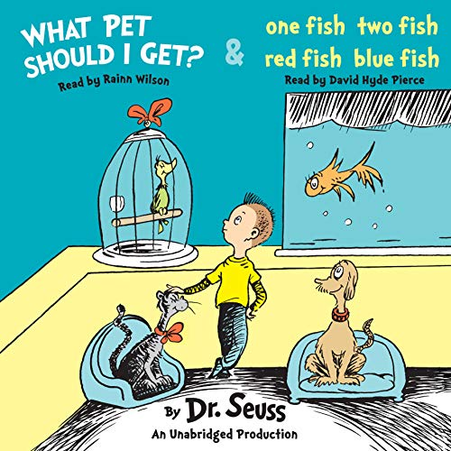 9780147522122: What Pet Should I Get? / One Fish Two Fish Red Fish Blue Fish