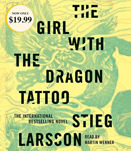 9780147523396: The Girl with the Dragon Tattoo (Millennium)