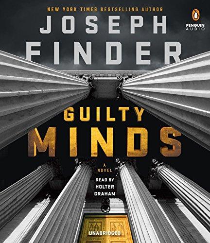 Guilty Minds (Compact Disc): Joseph Finder