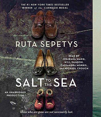 Salt to the Sea (Compact Disc): Ruta Sepetys