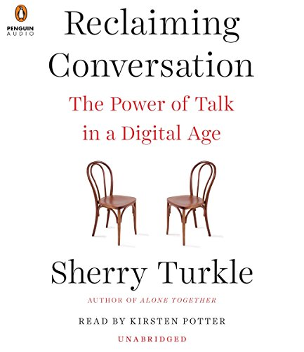 9780147526199: Reclaiming Conversation: The Power of Talk in a Digital Age