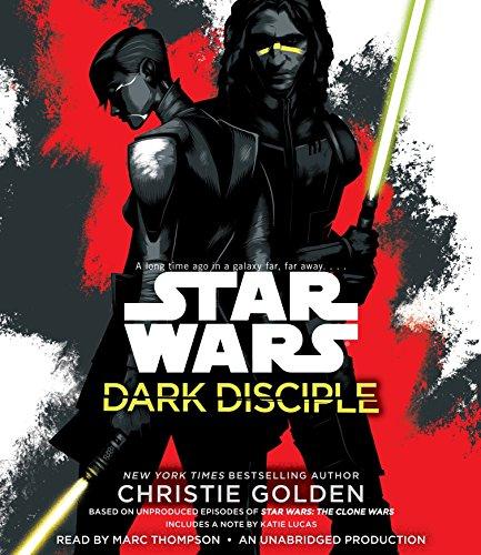 9780147526441: Dark Disciple (Star Wars (Random House Audio))