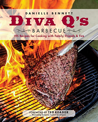 9780147529824: Diva Q's Barbecue: 195 Recipes for Cooking with Family, Friends & Fire
