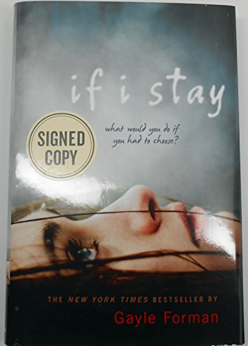 If I Stay: Gayle Forman