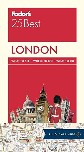 9780147546265: Fodor's London 25 Best (Full-color Travel Guide)