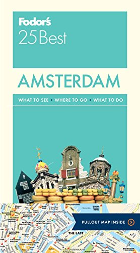 9780147547026: Fodor's Amsterdam 25 Best (Full-color Travel Guide)