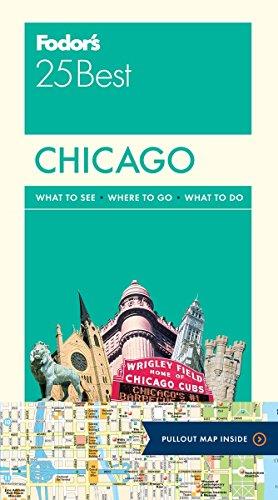 9780147547040: Fodor's Chicago 25 Best (Full-Color Travel Guide)