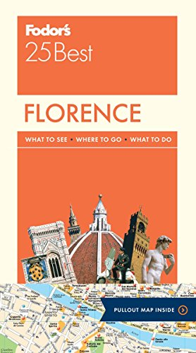 9780147547071: Fodor's Florence 25 Best (Full-Color Travel Guide)