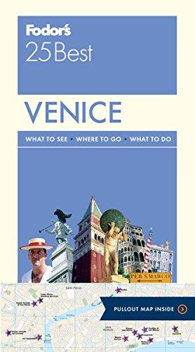 9780147547095: Fodor's Venice 25 Best (Full-Color Travel Guide)