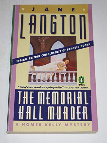 9780147711663: The Memorial Hall Murder