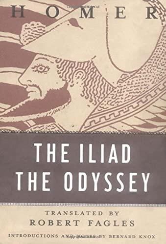 9780147712554: The Iliad: the Odyssey (Penguin Classics)
