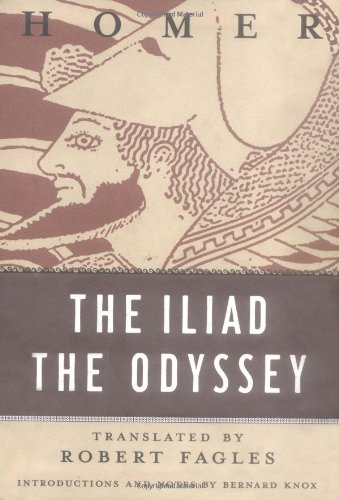 Iliad and Odyssey boxed set: Homer (Author)/ Fagles,