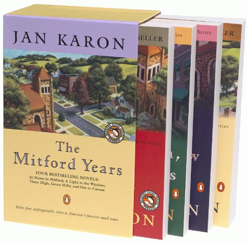 the setting and plot overview of jan karons at home in mitford In this exclusive interview author jan karon discusses her decision to end  karon's first book, at home in mitford,  none of which will be set in mitford,.