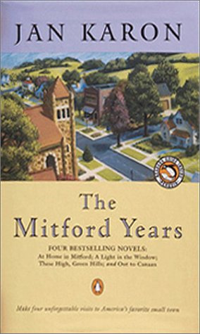 9780147715968: The Mitford Years, Books 1-5 (At Home in Mitford / A Light in the Window / These High, Green Hills /