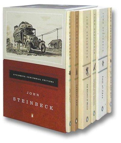 9780147716750: Steinbeck Centennial Boxed Set