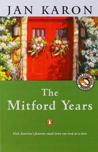 The Mitford Years Boxed Set Volumes 1-6 (Paperback): Jan Karon