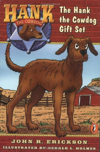 9780147745347: Hank the Cowdog Gift Set The Original Adventures of Hank the Cowdog; Further Adventures of Hank the Cowdog; It's a Dog's Life; Murder in the Middle Pasture