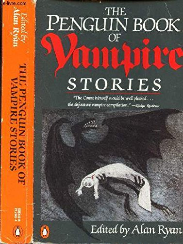 9780147783684: The Penguin Book of Vampire Stories
