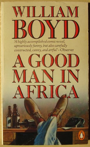 9780147793676: Good Man in Africa counter display