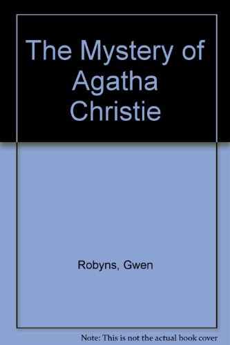 9780147798718: The Mystery of Agatha Christie