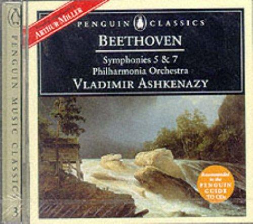 9780148990036: Beethoven: Symphonies Nos 5 & 7 (Penguin music classics)
