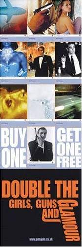 9780149053136: Ian Fleming Modern Classics (10 Titles) Banner Poster