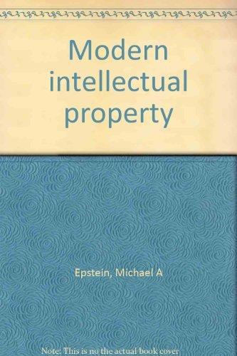 9780150043676: Modern intellectual property