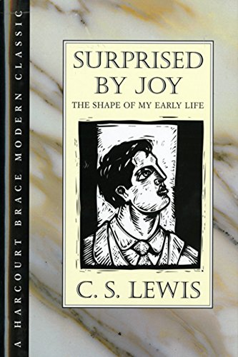 9780151001859: Surprised by Joy: The Shape of My Early Life