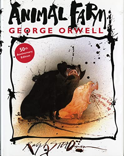 9780151002177: Animal Farm: A Fairy Story