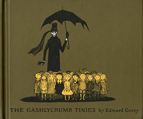 The Gashlycrumb Tinies: Gorey, Edward
