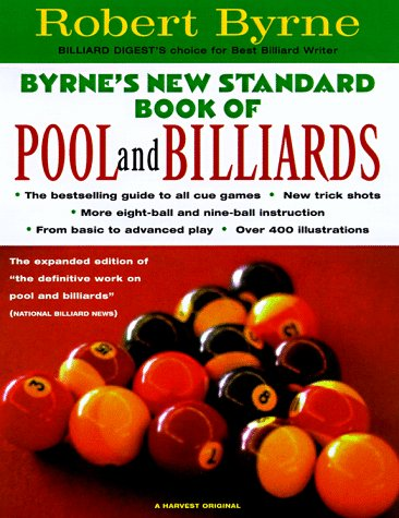 9780151003259: Byrne's New Standard Book of Pool and Billiards