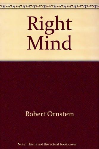 9780151003433: Right Mind