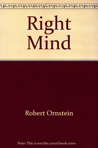 9780151003433: Right Mind