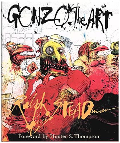 9780151003877: Gonzo, the Art