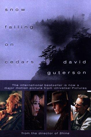 9780151004430: Snow Falling on Cedars: Movie Tie-in Edition