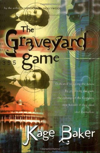 9780151004492: The Graveyard Game
