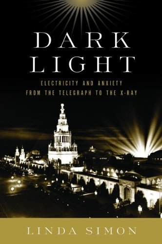 9780151005864: Dark Light: Electricity and Anxiety from the Telegraph to the X-Ray