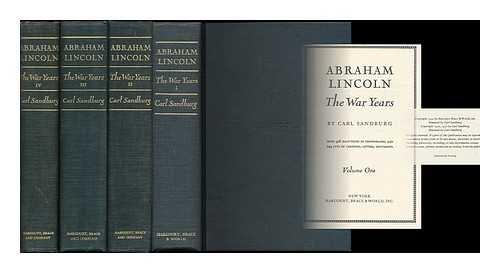 9780151007790: Abraham Lincoln: The Prairie Years