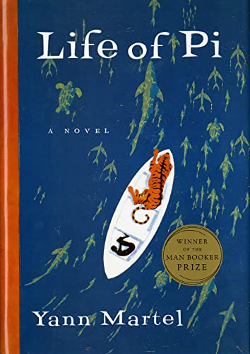 Life of Pi ***SIGNED***: Yann Martel