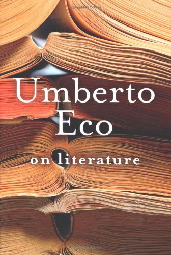 9780151008124: On Literature