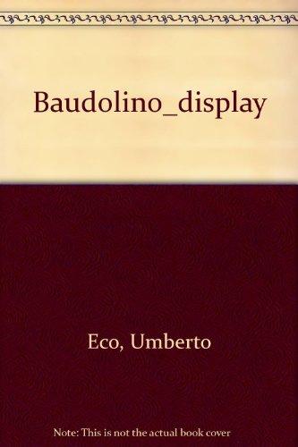 Baudolino_display: Umberto Eco