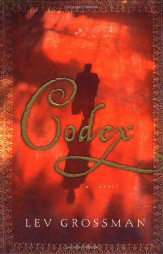 Codex (Signed First Edition): Lev Grossman