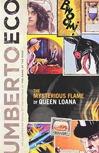 Mysterious Flame of Queen Loana: Eco, Umberto;Brock, Geoffrey;Brock, Geoff