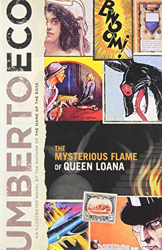 The Mysterious Flame of Queen Loana (Mint First Edition)