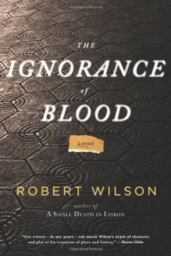 9780151012459: The Ignorance of Blood (Inspector Falcon)