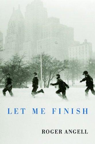 9780151013500: Let Me Finish