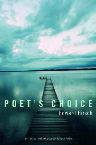 9780151013562: Poet's Choice