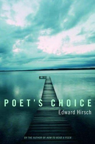 9780151013562: Poet's Choice
